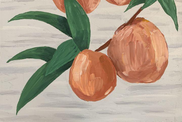 Peachy - Jennie Barch