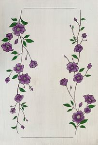 Decorative Flowers 02