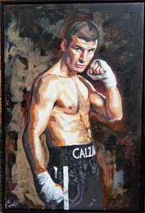 Joe Calzaghe Boxer