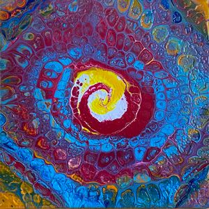 The Spiraling Eye