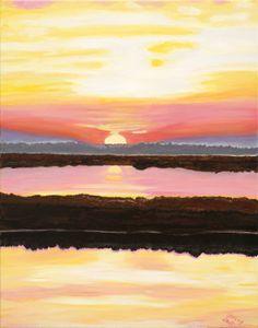 Singing River Sunrise