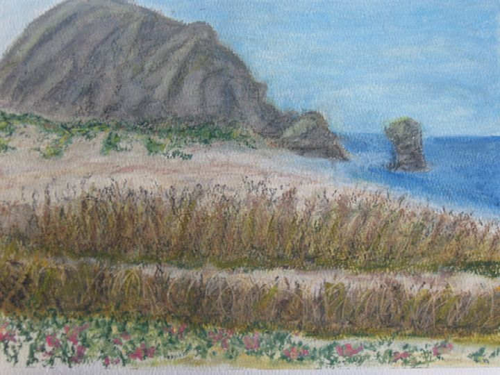 Morrow Rock - Whimsey by Patti Engle