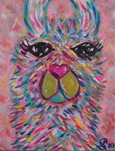 Candy Llama