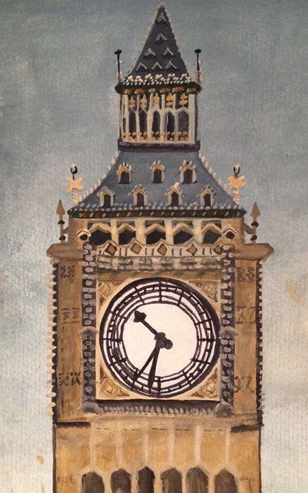 Big Ben - Pretty Things