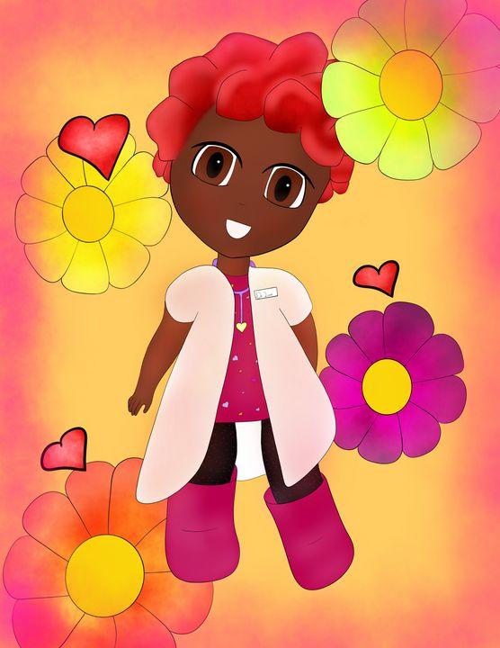 Dr Love - OhSoGrafik