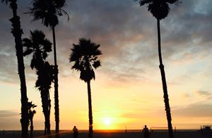 Santa Monica Sunsets