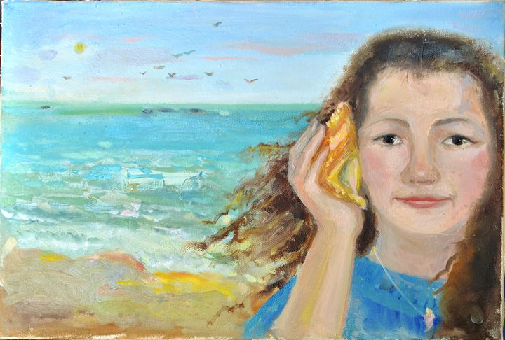 sea vocation - Childhood