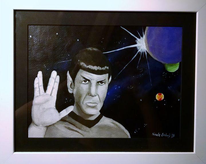Spock - Ludwig's Fine Art