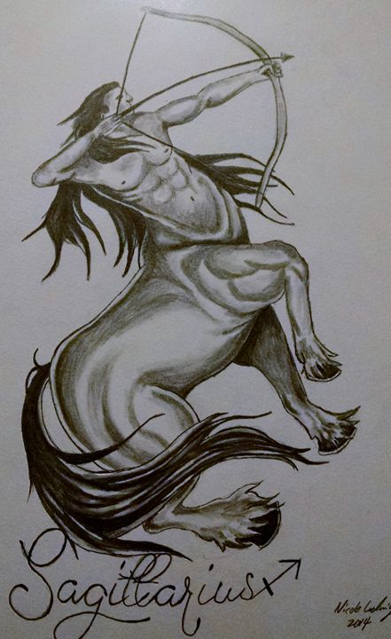 Sagittarius - Ludwig's Fine Art