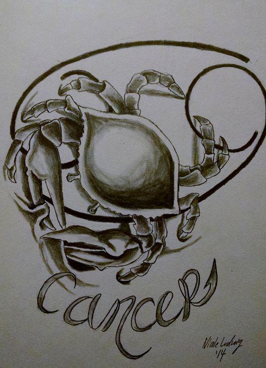Cancer - Ludwig's Fine Art