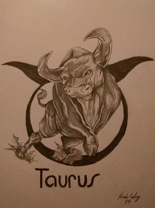 Taurus - Ludwig's Fine Art