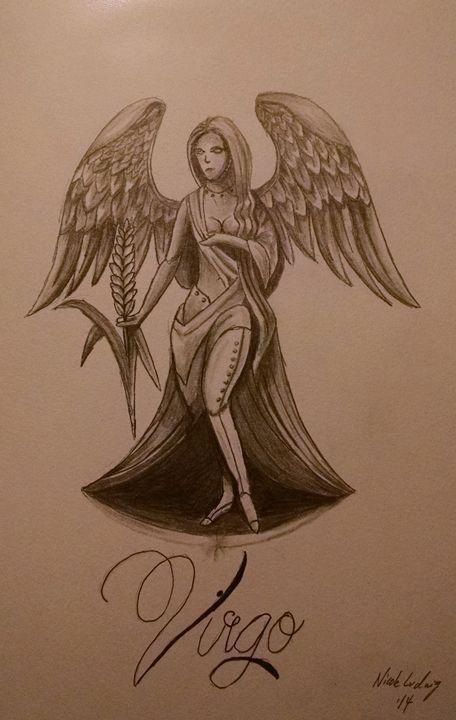 Virgo - Ludwig's Fine Art