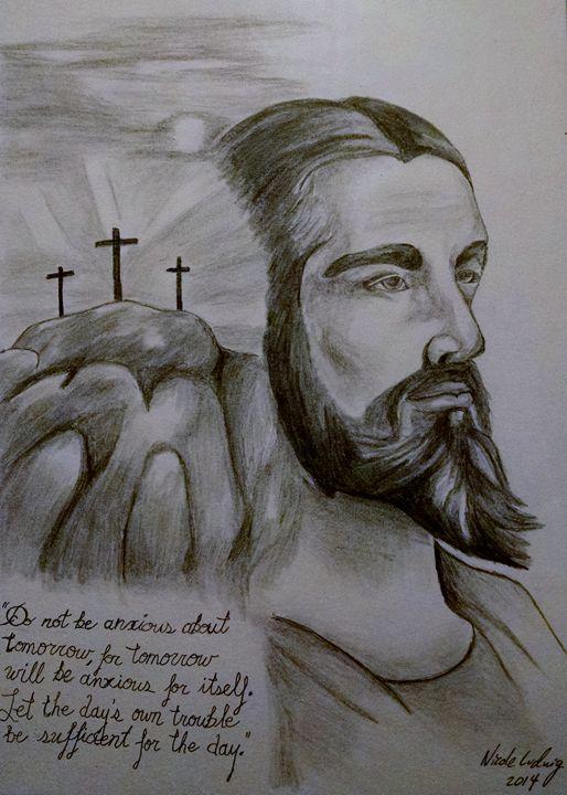 Jesus - Ludwig's Fine Art