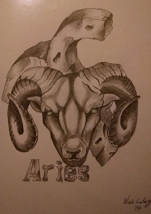Aries - Ludwig's Fine Art
