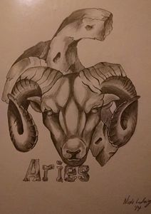 Aries - Ludwig's Fine Art