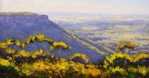 Afternoon light Blackheath - Graham Gercken Fine Art