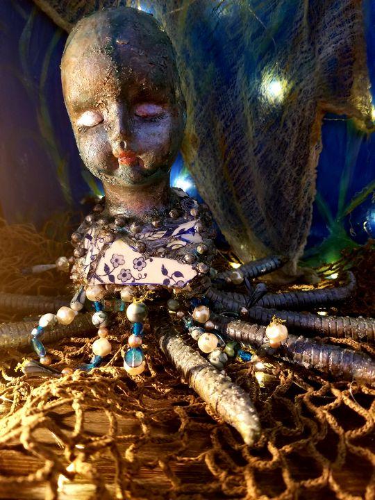 Blue Oblivion - Eclectic Eye Art