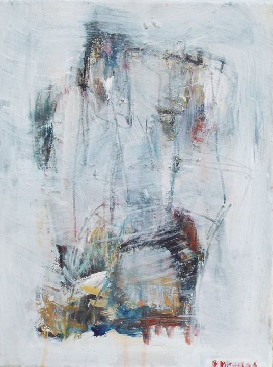 Untitled10 (scars series) - Elena Mishina