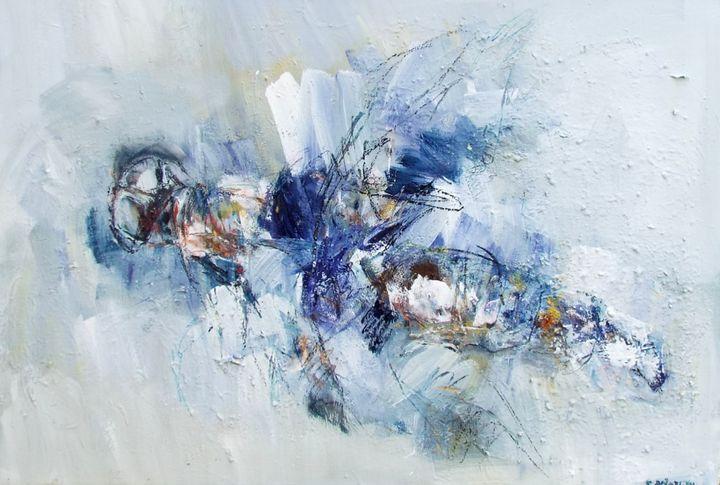 Untitled01 (In-flight series) - Elena Mishina