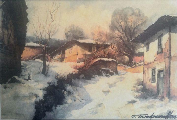 watercolor 315604 - Georgi Tyufekchiev's paintings