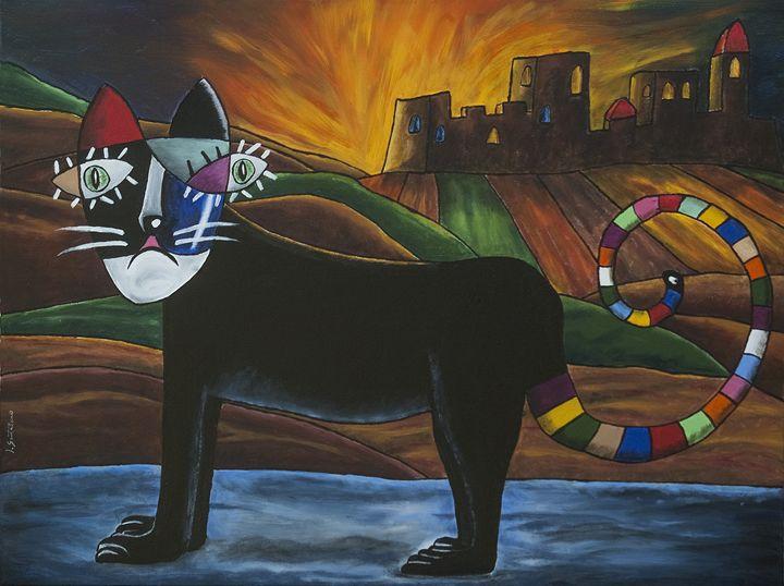 THE ROYAL CAT - Jaime Santullano