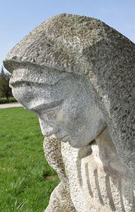 Stone Girl in the Park I