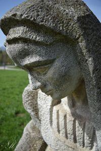 Stone Girl in the Park II
