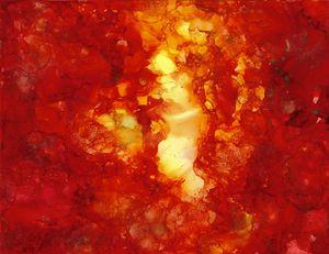 Fissure - Wandering Bloom Art