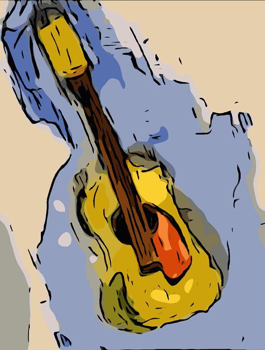 Guitar #2 - Munchart