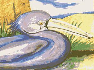 Fake Bird - Munchart
