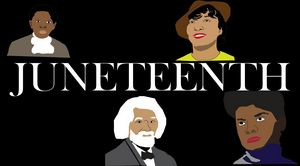 Juneteenth - Black Girl Art