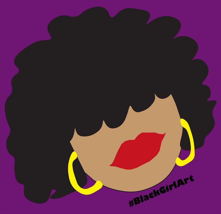 Black Girl Art - Black Girl Art