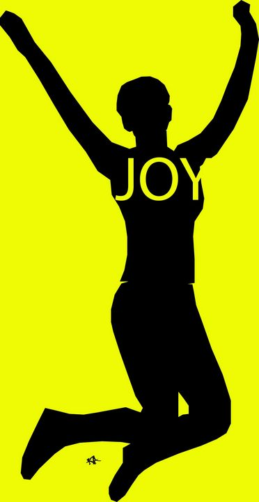 Joy - Black Girl Art