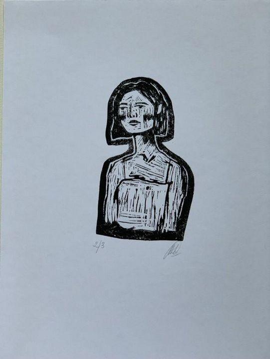 Girl 2/3 - KoňUFO Studio