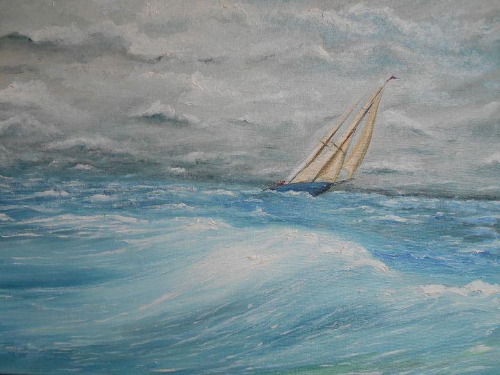 Sailing - Olivier Van Malleghem