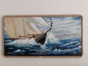 Bluenose. SOLD!!