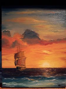 HMS Bounty - Olivier Van Malleghem