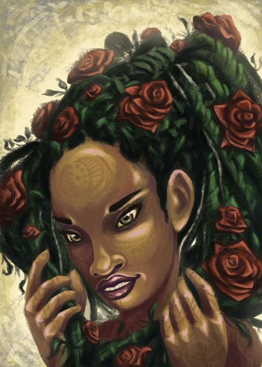Roses - Jesse Brown Arts