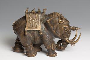 The ''Indian Elephant Warrior''