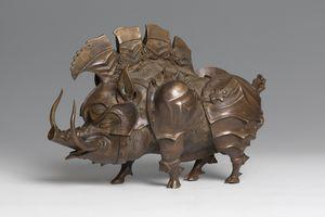 The ''Roman-Boar warrior''