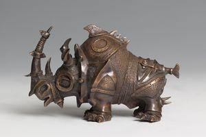 The ''Rhinoceros-Bathyscaphe''