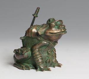 The ''Samurai Toad''