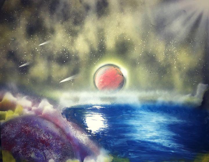Galaxy - Art Prizm