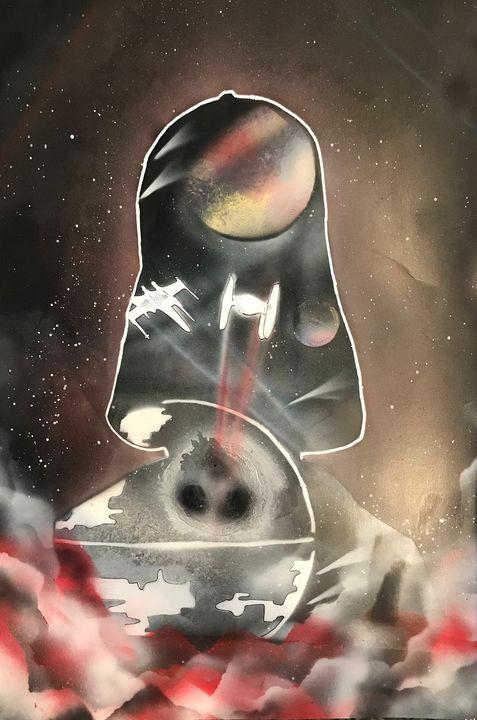 Darth Vader - Art Prizm