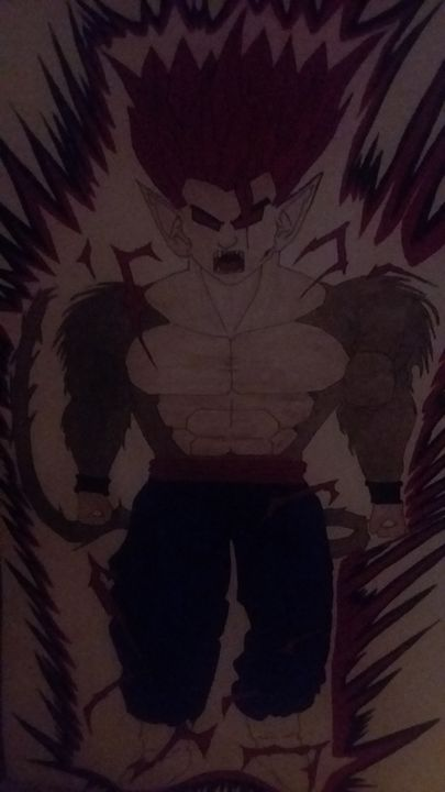 SSJ4 Verada DEMON - Curtis' Dynamic Art Gallery