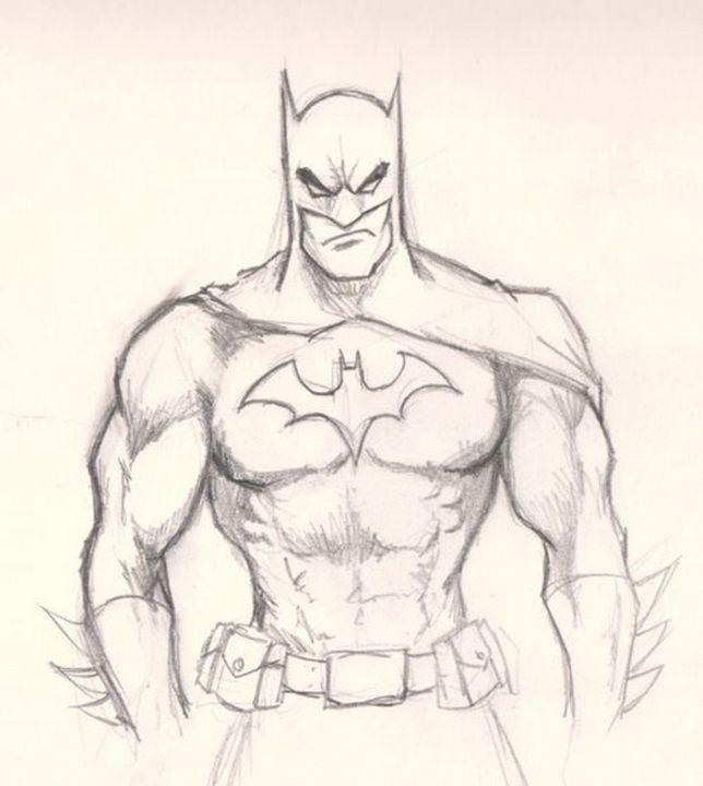 The Mad Bat (Batman) - Curtis' Dynamic Art Gallery