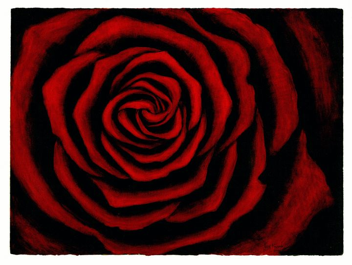 Rose - Liz Coppock