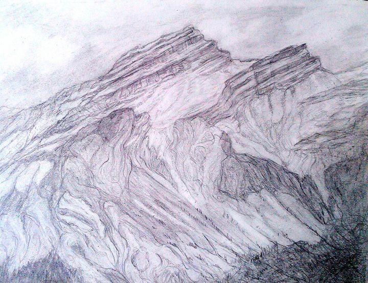 The Rockies - Liz Coppock