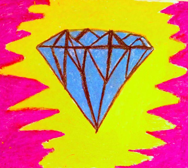 Shine bright like a diamond - Ayeisha Allen