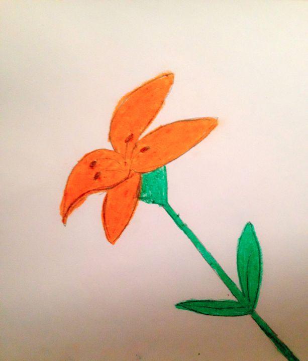 Flower - Ayeisha Allen